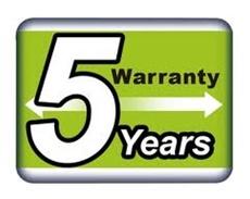 Bild von W5001 | Warranty5 auf 60 Monate A